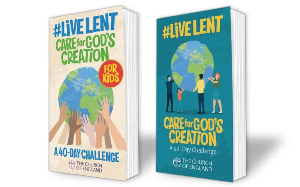 #Live Lent 2020